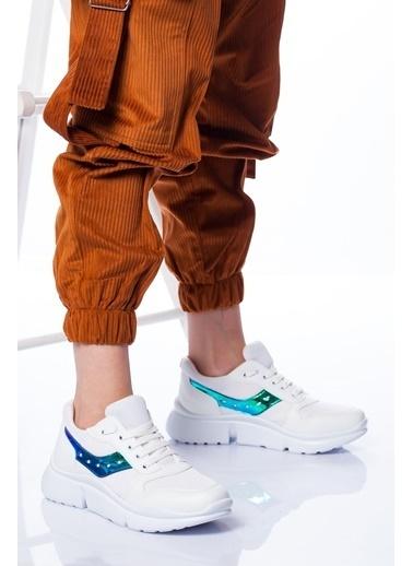 Derithy Sneakers Beyaz